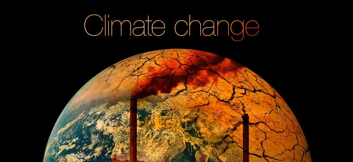 Climate change - Vision for Earth